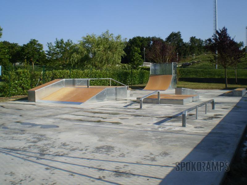 Skatepark de Tona, Barcelona