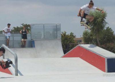 Skatepark de Sa Pobla, Mallorca