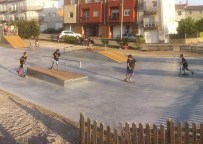 Skatepark de Balenyá