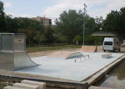 Skatepark de Alcañiz