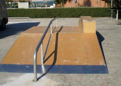 Skatepark de Barañáin