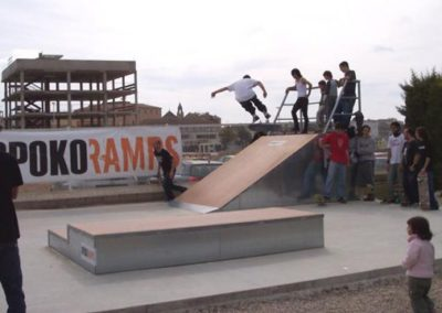 Skatepark de Torredembarra, Tarragona