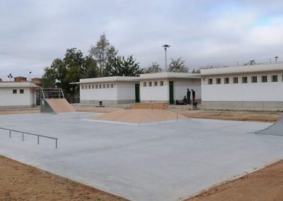 Skatepark a Toledo