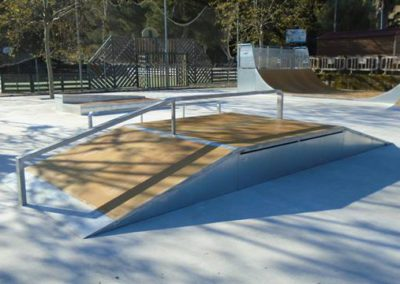 Skatepark a Son Servera, Mallorca