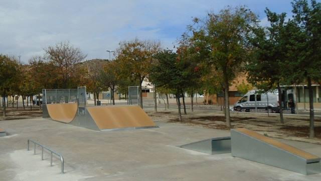 Skatepark a Zuera, Saragossa