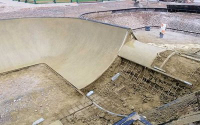 EN CONSTRUCCIÓ: SKATEPARK DE MONT-ROIG DEL CAMP, TARRAGONA