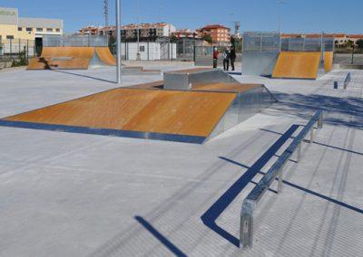 Skatepark en La Canonja, Tarragona