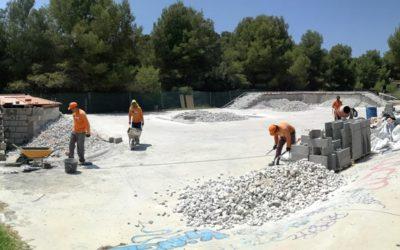 EN CONSTRUCCIÓN: SKATEPARK EN SANT PERE DE RIBES