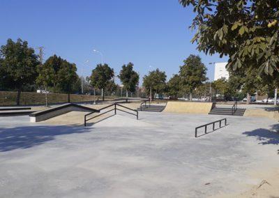 Skatepark en Vic, Barcelona